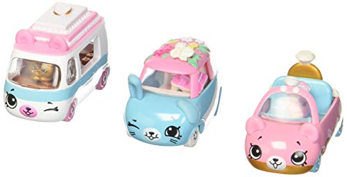 Shopkins S3 3 Pack - Wedding Wheels