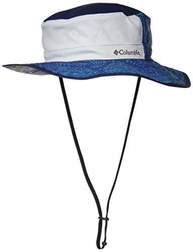 [コロンビア] ボンバークレストピーク パッカブル ハット PU5043 帽子 L/XL Columbia Navy Print