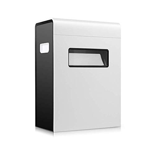 Great Deal! Shredder Durable Ultra-quiet Strip-shaped High-power Electric Paper Shredder For Financi...