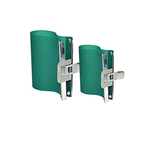tooloflife 2 x Vakuum-3D-Thermotransfer-Becher-Klemme, Sublimations-Silikonbecher, Gummi-Klemmbefestigung, Druckbecher, 313 ml