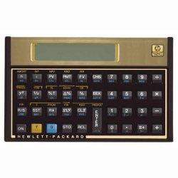 HP 12C Taschenrechner