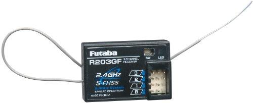Futaba R203GF 3-Channel S-FHSS Receiver (Rx)