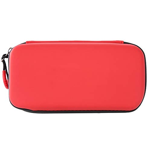 Soapow Durable Portable Diabetic Insulin Cooler Bag Organizer Medical Insulation Cooling Travel Case(Red)