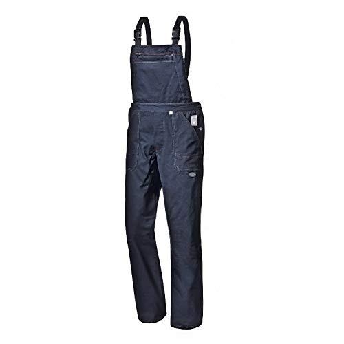 Sir Safety System MC1113Q750 Symbol - Peto de trabajo (100% algodón, talla 50), color azul