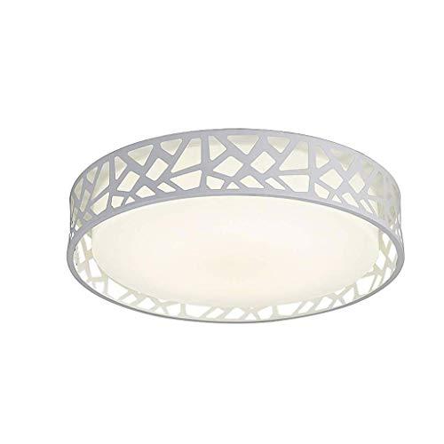 SPNEC LED empotrada en el Techo Luz, Regulable Circular de iluminación, Apto for Pasillo Cocina Dormitorio de la lámpara de Techo de iluminación Escalera