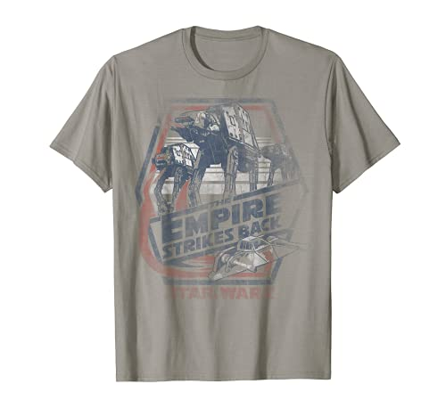 Star Wars AT-AT Walkers Hoth Empire Strikes Back T-Shirt