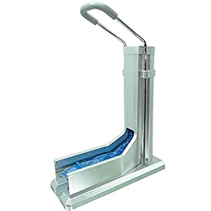 Copriscarpe Macchina Pedale Automatico USA e Getta per Uso Domestico Scatola della Macchina per Pellicola per Scarpe Macchina per Trascinare