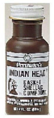 Itw Global Brands 20539 Indian Head Gasket Shellac, 2-oz. - Quantity 12