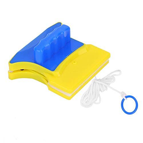 Blantye Square Limpiador de Ventanas magnético de Doble Cara Cepillos de Ventana Herramienta de Limpieza de limpiaparabrisas de Vidrio