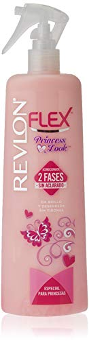 Revlon Flex Princess Look Acondicionador 2 Fases sin Aclarado - 400 ml
