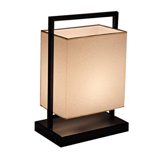 WEI-LUONG Iluminación decorativa, Reading lámpara- de noche y lámparas de mesa dormitorio de la lámpara de la lámpara de la sala Mesa de cabecera Protección de los ojos lámpara de escritorio de luz de