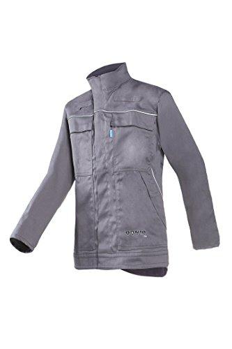 SIOEN 008VA2PFAM44054 Jacke Obera mit ARC-Schutz, grau, EUR 54
