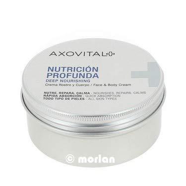 Axovital Nutrición Profunda Crema Rostro y Cuerpo, 250ml