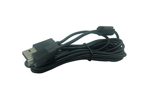 Cavo di ricarica Micro-USB per controller di Xbox One, con indicatore luminoso LED, 2,75m