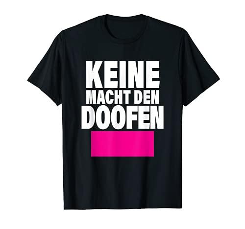 Divertida opción para el Doofen Anti todo el día de la Bundestag Camiseta