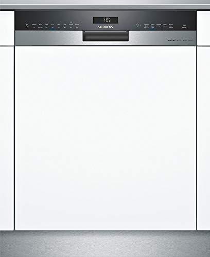 Siemens IQ500sn558s01pd Semi integrierter 13places A + + + Spülmaschine–Geschirrspülmaschinen (Semi Integriert, Full Size (60cm), schwarz, griffig, 1,75m, 1,9m)
