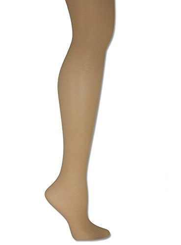 Donna Karan Hosiery Signature Sheer Satin Pantyhose, Tall, Nude