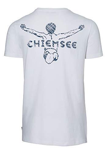 Chiemsee T-Shirt, Bianco, S Uomo