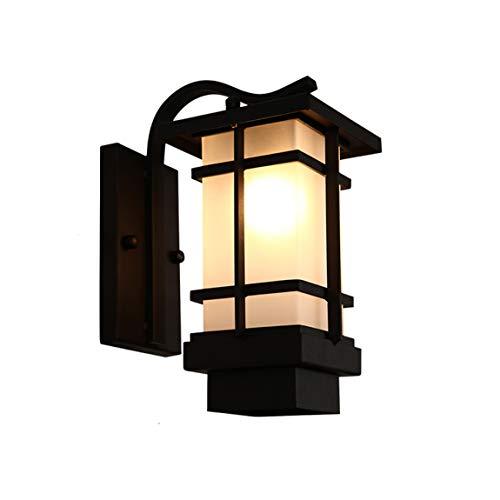 CJH wandlamp, klassiek, buitenlamp, waterdicht, antiek-look, wandlamp, balkon, balkon