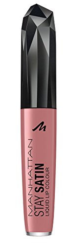 Manhattan Stay Satin Liquid Lip Colour, Farbe 215 Inspired
