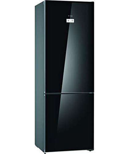 Frigorífico combi Bosch KGN49LBEA No Frost 203cm A++ negro