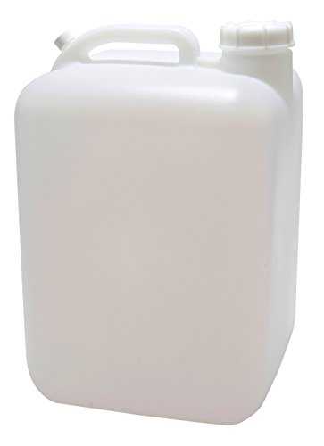Dynalon 405604 HDPE 5 gallon Light Weight Carboy (Case Of 4)