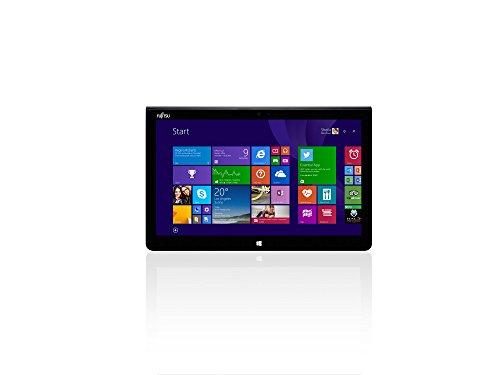 Fujitsu STYLISTIC Q704 Waterproof 31,8 cm (12,5 Zoll) Tablet 2 in 1, (Intel Core i5-4300U bis zu 2,90 GHz,, 4GB, 128GB SSD, 3G/UMTS, Windows 8.1) schwarz