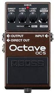Boss OC-5 Octave Guitar Effect Pedal