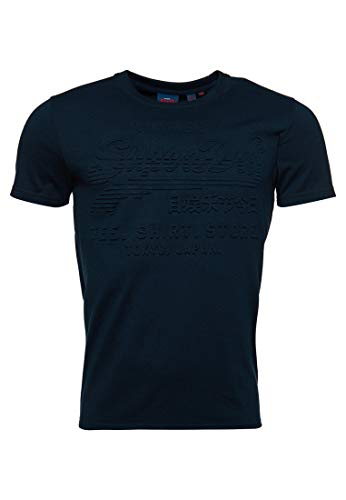 Superdry Shirt Shop Embossed tee Camiseta para Hombre