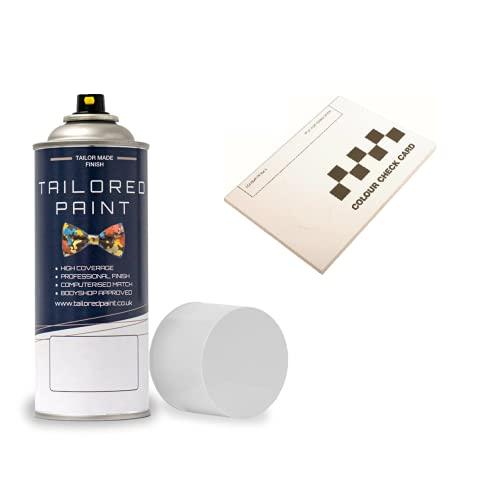 Tailored Paint Pintura en aerosol para Range Rover Velar L560 2017-2021 Desire 2347, CFQ (Aerosol Spray Paint)