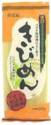 創健社 きびめん200g