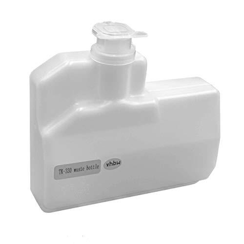 vhbw Contenitore Toner di Scarto per Stampante Laser Kyocera FS-3040 MFP, FS-3140 MFP, FS-3540 MFP, FS-3640 MFP, FS-3920 DN, Toner TK-350