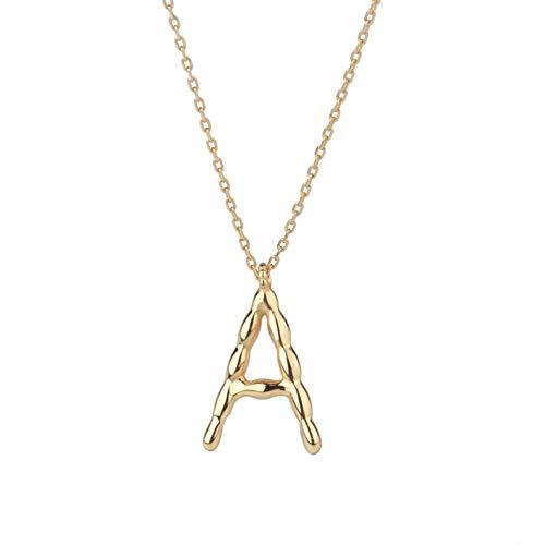 LY Daisy Necklace Damen Sunshine Anhänger Goldplatte Sonnenblumen Halsketten,A