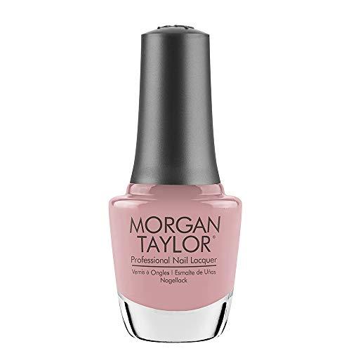Morgan Taylor Luxe Be A Lady Nagellack, Cremefarben, 15 ml