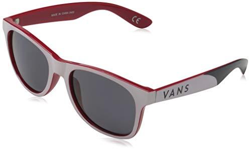 Vans Spicoli 4 Shades Gafas, WHITE-CHILI PEPPER, One Size Unisex Adulto
