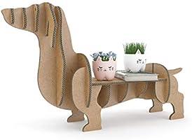 BASSOTTO Portavasi da interno. Scaffale portafiori, espositore per piante e oggetti. Prodotto artigianale. Disponibile...