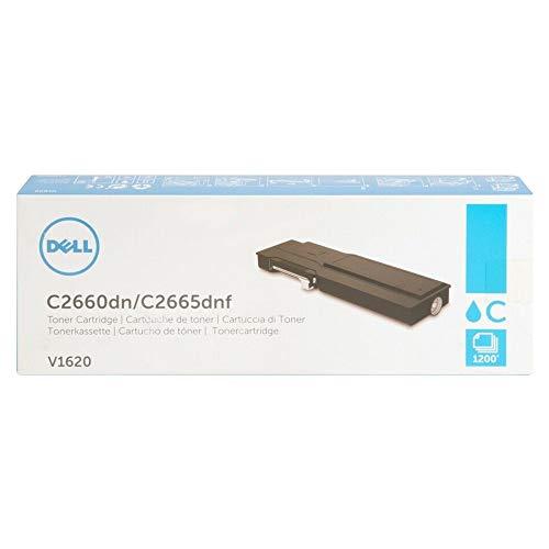 Dell Consumer V1620 1200pg Cyan Toner C2660dn