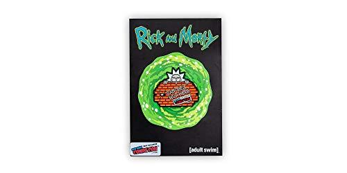 Rick and Morty Graffiti Rick Pin | Official Rick & Morty Exclusive Collector Pin