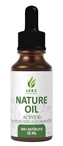 LS&C NATURE OIL | 10% Öl, Vegan...