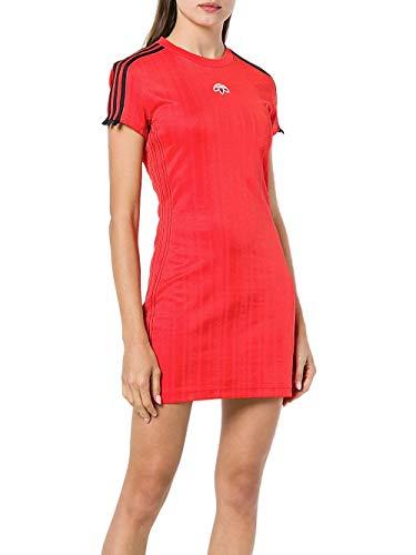 Adidas Originals AW - Vestido de camiseta para mujer
