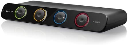 Belkin Outlet sale feature Desktop KVM Switch Dual 4 Ports Ranking TOP6 DVI USB