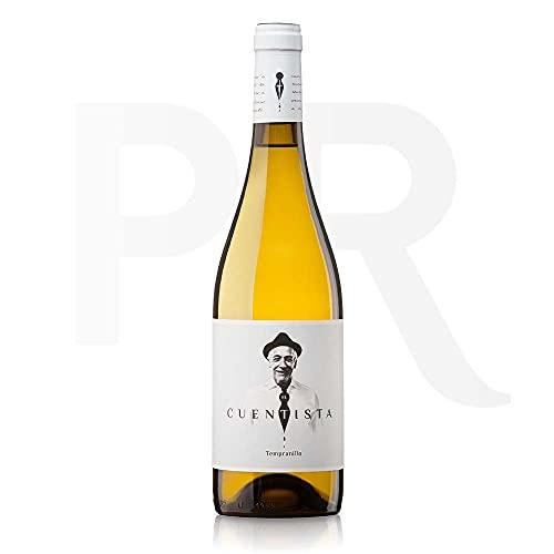 PRADOREY El Cuentista - Vino blanco - 100% Tempranillo - Ribera del Duero - Un blanc de noirs con 9 meses en barrica - - 1 Botella - 0,75 L