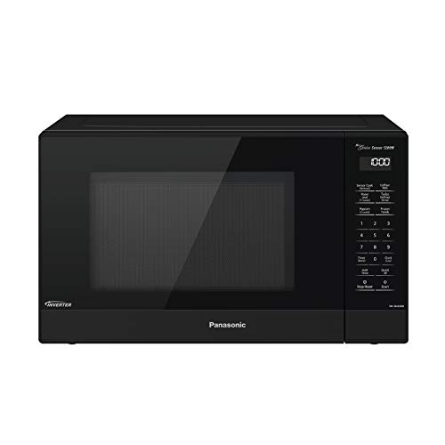 Panasonic Compact Microwave Oven with 1200 Watts of Cooking Power, Sensor Cooking,...