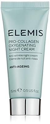 Elemis Pro-Collagen Oxygenating Night Cream - Anti-wrinkle Night Cream, 15 ml