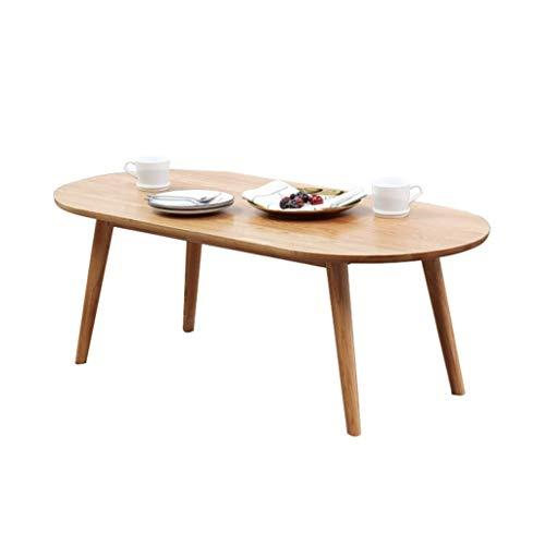 Xu-table Eetkamertafel van hout, ovaal, balkon-stijl, kantoor, bureau, slaapkamer, leeskamer, tuin, bureau, 2020