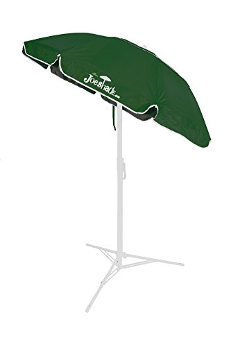 The Original JoeShade, Portable Sun Shade Umbrella, Sunshade Umbrella, Sports Umbrella, Green