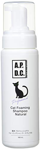 たかくら新産業A.P.C.D.『猫用プロフェッショナルフォーミングシャンプーナチュラル』