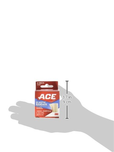 Ace 207602 elastic bandage with hook closure 7 convenient hook-and-loop closure enables bandage to be wrapped easily and secured without clips ace is america's most trusted brand of braces, supports and elastic bandages (based on 2015 tns brand health tracking of braces, supports and elastic bandages). Supported by our expert panel of engineers and medical professionals.