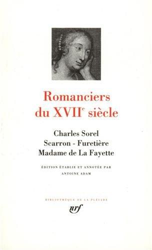 Romanciers du XVIIe siècle