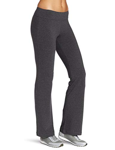TITLE_Spalding Bootcut Yoga Pants